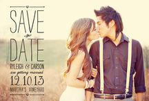 Save the date / by Laura-Lee Stevenson