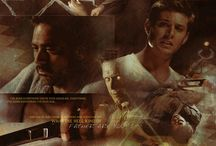 Supernatural Season Two - Today's your lucky day, kid. / by Beatrice Bennett