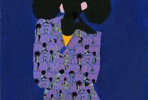 Fashion Illustration  / by Lynette Horne-Campbell