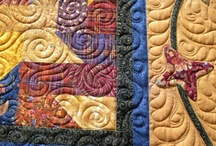 Long arm quilting / by Terry Smith Roose