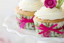CAKERY : Cupcake delight / Cupcake decorating ideas, cupcake designs, yummy cupcake, cupcakes / by Johana Ufa