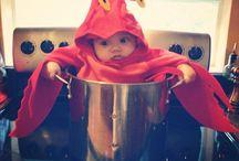 adorable halloween costumes  / by Dani Schoenholtz