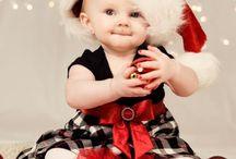 Christmas baby pics  / by Tynan McCray