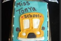 school bus drivers appreciation ideas / by Carla Mentry