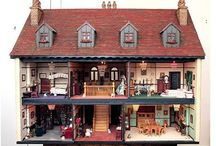 Doll Houses / by Angie Clark