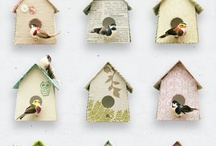 wallpapered walls / by Christine - House of C