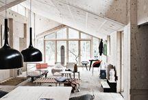 Interior / by Milky Wisetchindawat