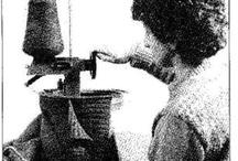 Vintage Hague Linker Manuals / by Vintage Knitting