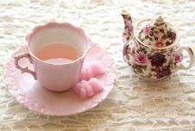 Tea party! / by Catharine Mendez