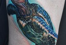Turtles / by Tattoos