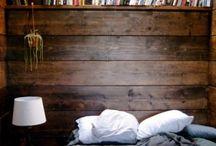 Rustic Bedrooms / by Log Heads