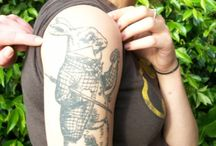 tattoos that are cool. / by Emily Johnson