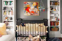 Nursery/toddler room / by Ro !