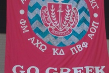 School and Greek / by Tam Dunn