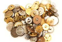 Buttons! / Where to buy and ideas on what to do with buttons. / by Creations by JDB