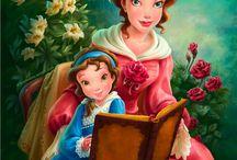 Disney / by Rachel Spring