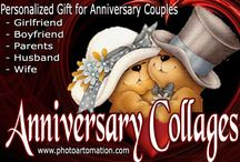 Anniversary Collage / by Photo Collages