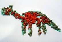 Dinosaurs Preschool Crafts / by Cathy Halfacre