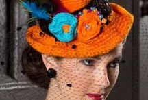 Crochet hats  / by Roxann Conger