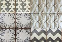 Fabric/Tile/Wallpaper / by Liz Jordan
