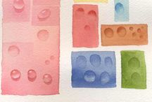 Watercolor How To / by Candace Millsop
