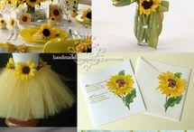 sunflower wedding / by Emese