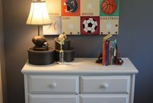 Boys Room Ideas / by Holyjeans Chic