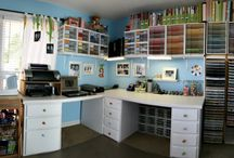 Scrapbooking or for my SB room / by Debbie Malerba