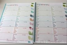 Lists & Planners / by Sacha Hay