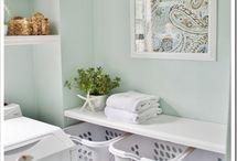 Laundry Room Reno / by Karla Kauppi-Oates