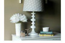 lamps / by Elisa Wilson