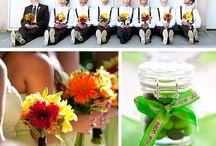 Ideas for Loz's Wedding. / by Rebecca Boyland