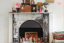 Fireplaces / by Rated People