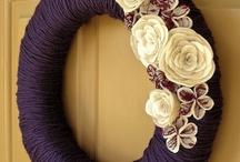 Wreath Love / by Ashley Wade