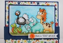 Zoo-pendous-Clear Stamps / by Whimsie Doodles