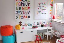 playroom ideas / by Jennifer Bell
