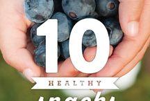 Healthy Snacks / by Catholic Health