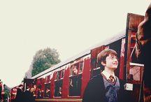 Harry Potter / by Maryam Azme