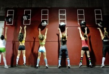 CrossFit / by Jenifer Thompson