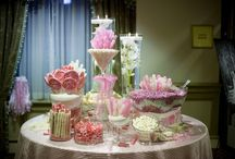 Candy Table/Buffet ideas / by Becky Payne