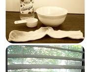 Cleaning tips / by Jennifer Gunn