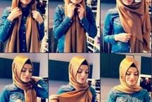 Hijab / by Nadine Z.L