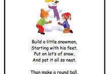 Snowman & Winter / by Paula Smathers