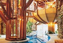 Swimming Pools & Spas | ArchiArtDesigns / by Architecture Art Designs