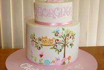 cake's fondant/ pasteles/ cupcakes/bizcochos / by Carolina Garzon