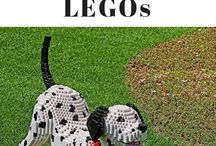 Legos / by Sandra Putnam