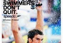 Swimming / Geralyn LHeureux tarafından
