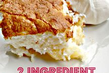 2 ingredients recipes / by Tonya Gibbs