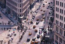 New York / by Sue Khalil