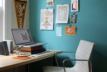 Cool Home Offices / by Chiara Piccinotti